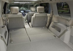 The 2012 Nissan Quest has more than ample interior space for your family.