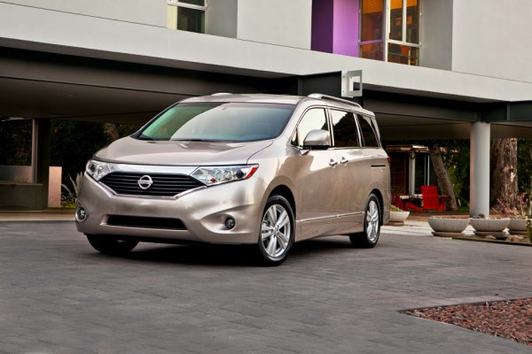 The 2012 Nissan Quest is an ideal family car for your busy life.