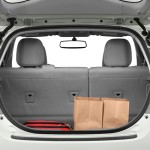 Nissan LEAF Cargo Space