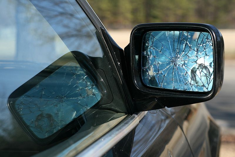 Repair Side Mirror