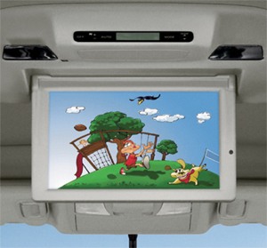Nissan_Quest_DVD_screen