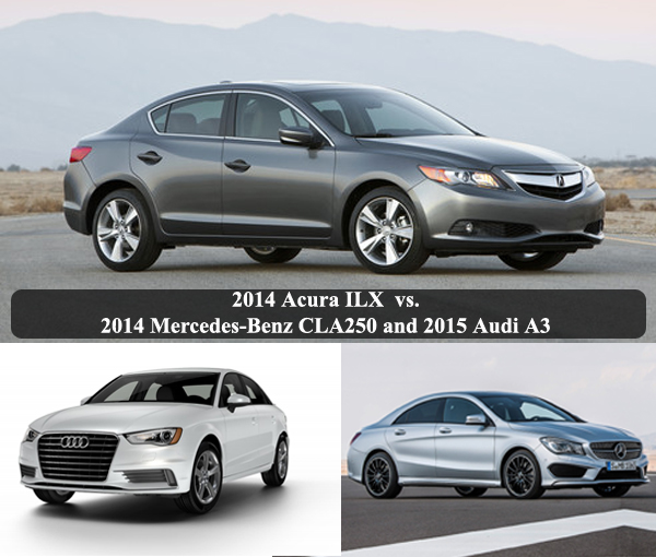 Does The 2014 Acura ILX Offer Competitive Luxury