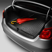 acura trunk tray