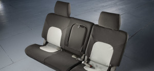 water resistant rear seat covers
