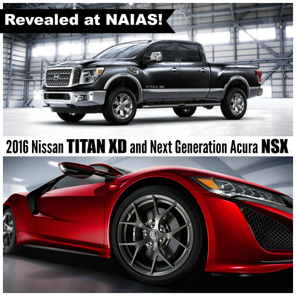 Revealed: The All-New 2016 Nissan Titan And Next