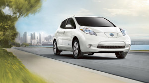nissan leaf fuel efficient cars