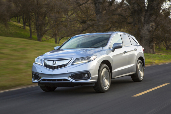 2016 Acura RDX review